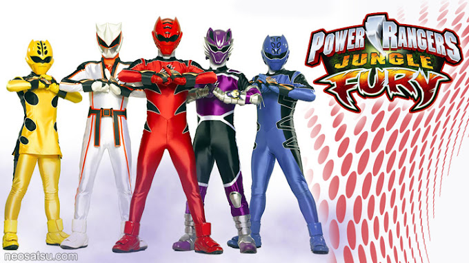 Power Rangers Jungle Fury Batch Subtitle Indonesia