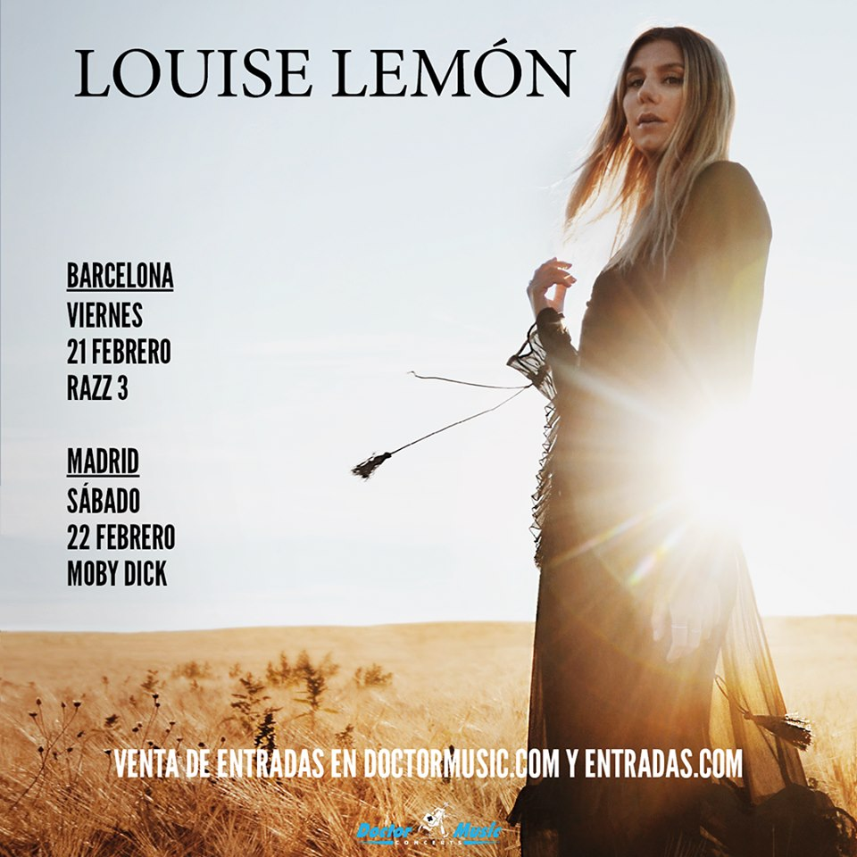 Louise Lemón Tour
