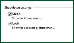 sleep mode windows
