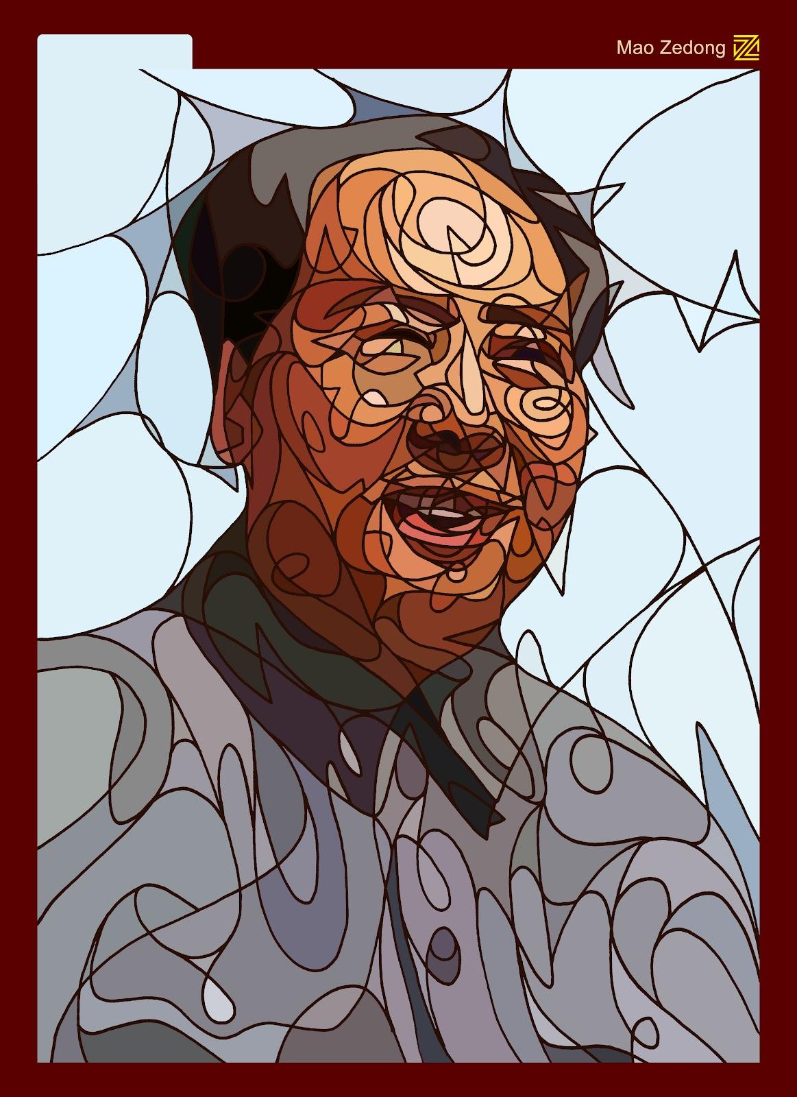*撩亂草寫勾勒出熟悉KAWS的Pinocchio面孔:Dozow Chen 5
