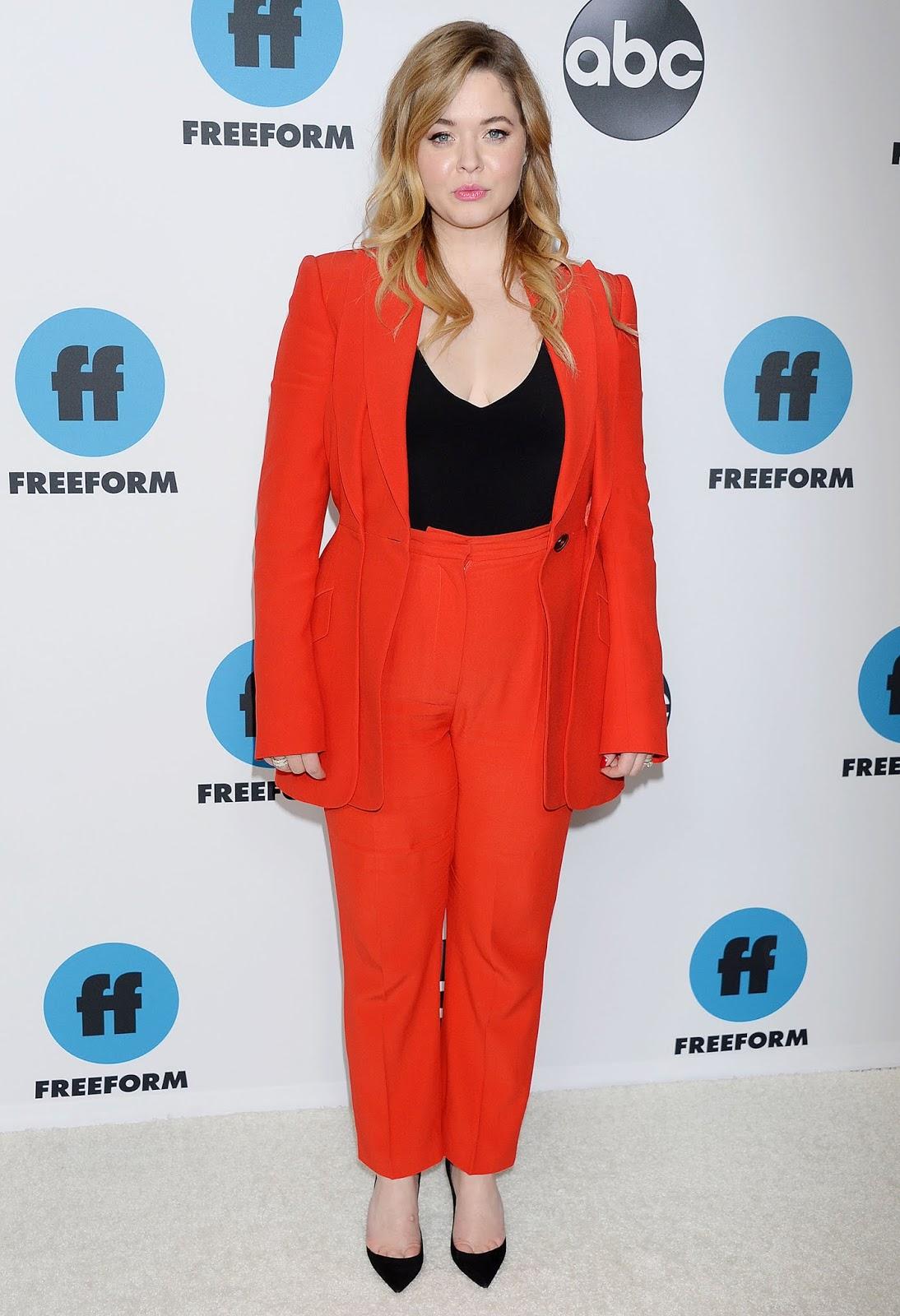 Sasha Pieterse - Freeform's TCA Winter Press Tour in LA - 02/05/2019