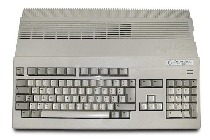 Commodore Amiga 500/Plus