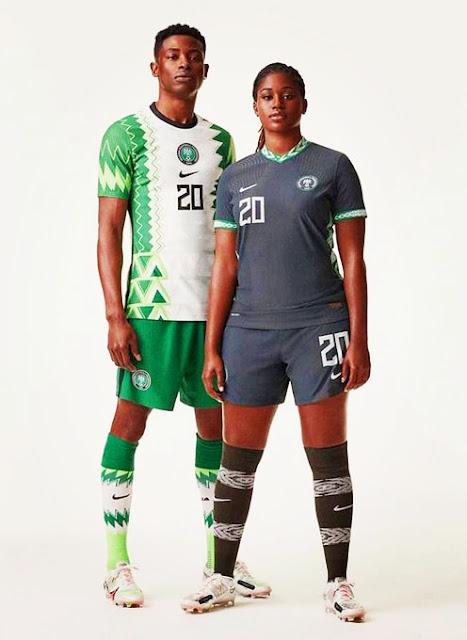 Nigeria: Super Eagles Gets New Kit