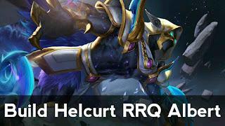 Build Helcurt RRQ Albert The Sickest