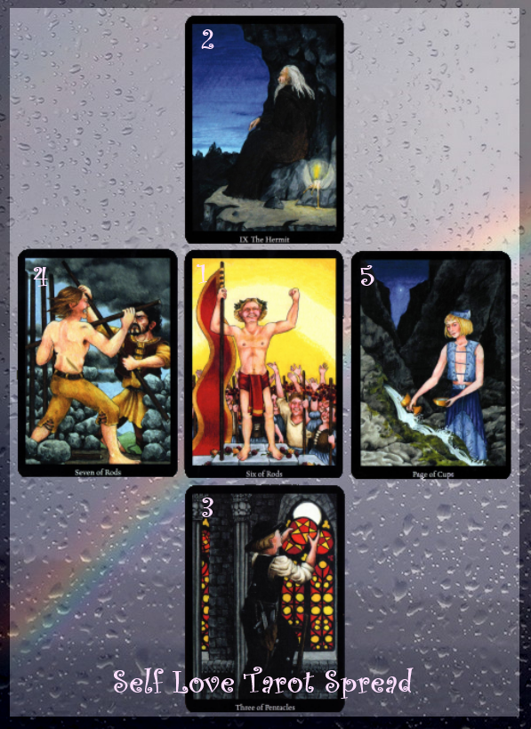 two of wands in love reading - Aeclectic Tarot Forum - The two of