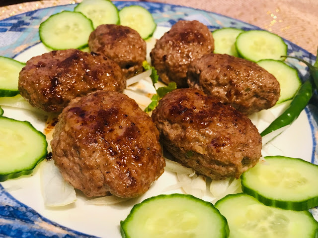 Gola Kebab Recipe