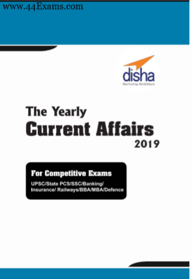 The-Yearly-Current-Affairs-2019-by-Disha-Publication-For-All-Competitive-Exam-PDF-Book