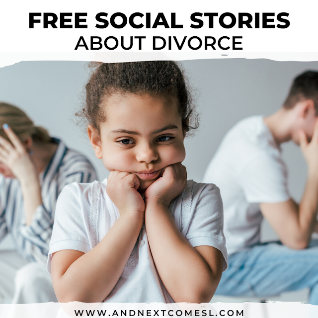 Free social stories about divorce