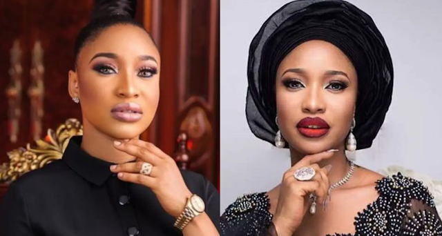 """""""Stay away from relatives that hate your mom"""" - Nollywood Actress, Tonto Dike advises"""