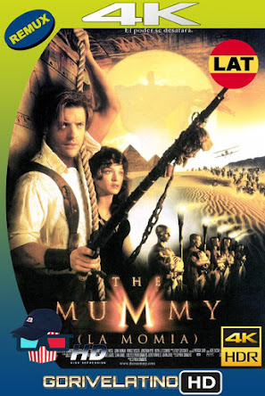 La Momia (1999) BDRemux 4K HDR LAT-CAS-ING MKV
