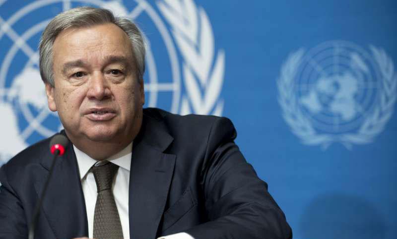 Riscos de tsunamis são alertados pelo Secretário-geral da ONU
