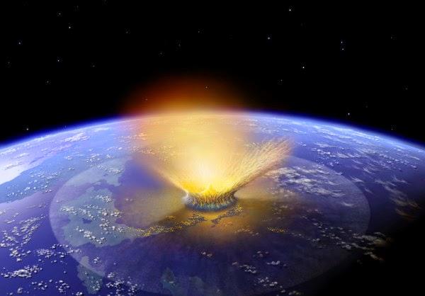 Dampak Meteor 12900 Tahun Lalu