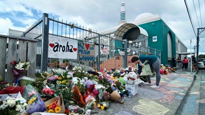 Remaja Kristen Radikal Ditahan Karena Ingin Serang Masjid Gunakan Parang