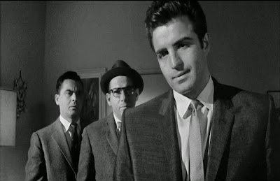 Phillip Pine, Herschel Bernardi, Vince Edwards Murder by Contract (1958)