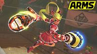[Switch] ARMS met à l'honneur certains personnages et leurs armes !