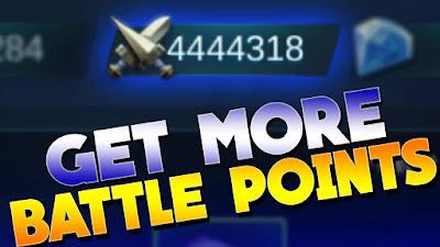 Cara Mengirim Battle Point Mobile Legends Ke Teman Facebook