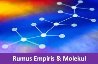 Cara Menentukan Rumus Empiris dan Rumus Molekul pada Senyawa