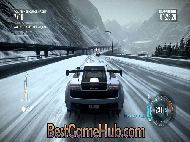 Need For Speed The Run with Crack Download Free
