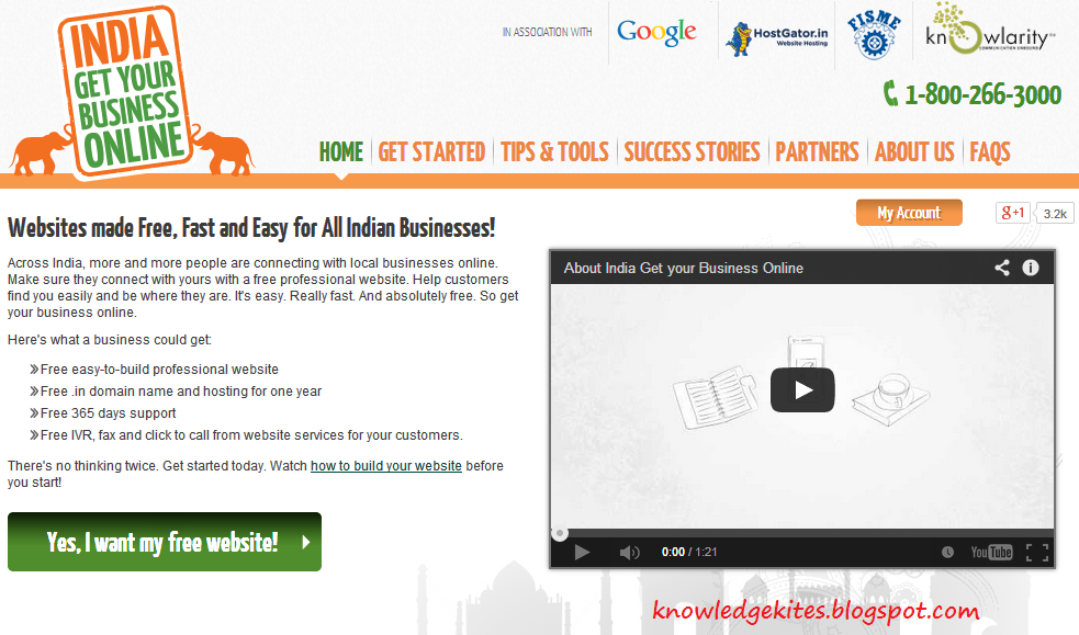 Make Free Website with Free Domain and Hosting plan