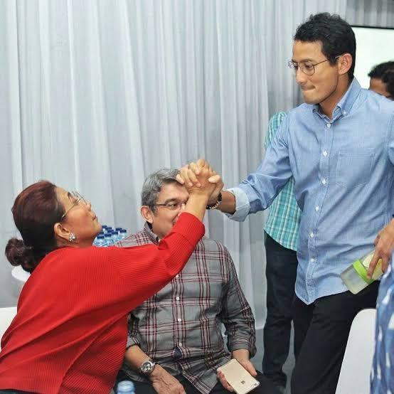 Inilah Jajaran Menteri Baru Jokowi