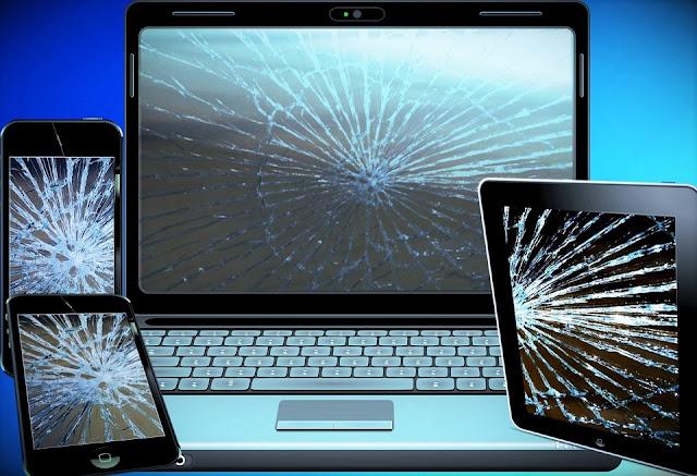 Cara Memperbaiki Layar Sentuh Smartphone yang Rusak