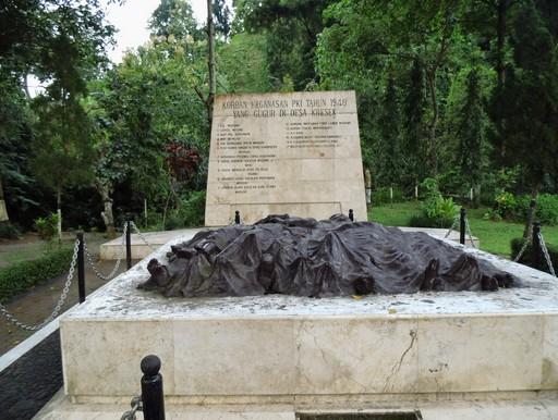 Pesona Keindahan Wisata Monumen Kresek Madiun Ihategreenjello