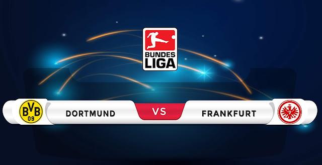 Borussia Dortmund vs Eintracht Frankfurt Prediction & Match Preview