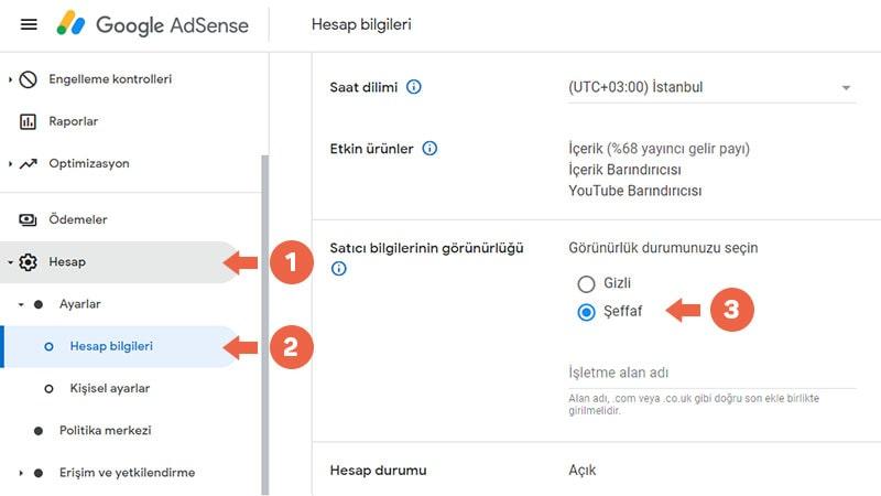 Google Adsense Sellers.JSON Nedir ve Nasıl Kullanmalıyız?