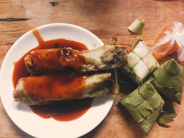 Opon's Favorite Lumpia ni Senyang