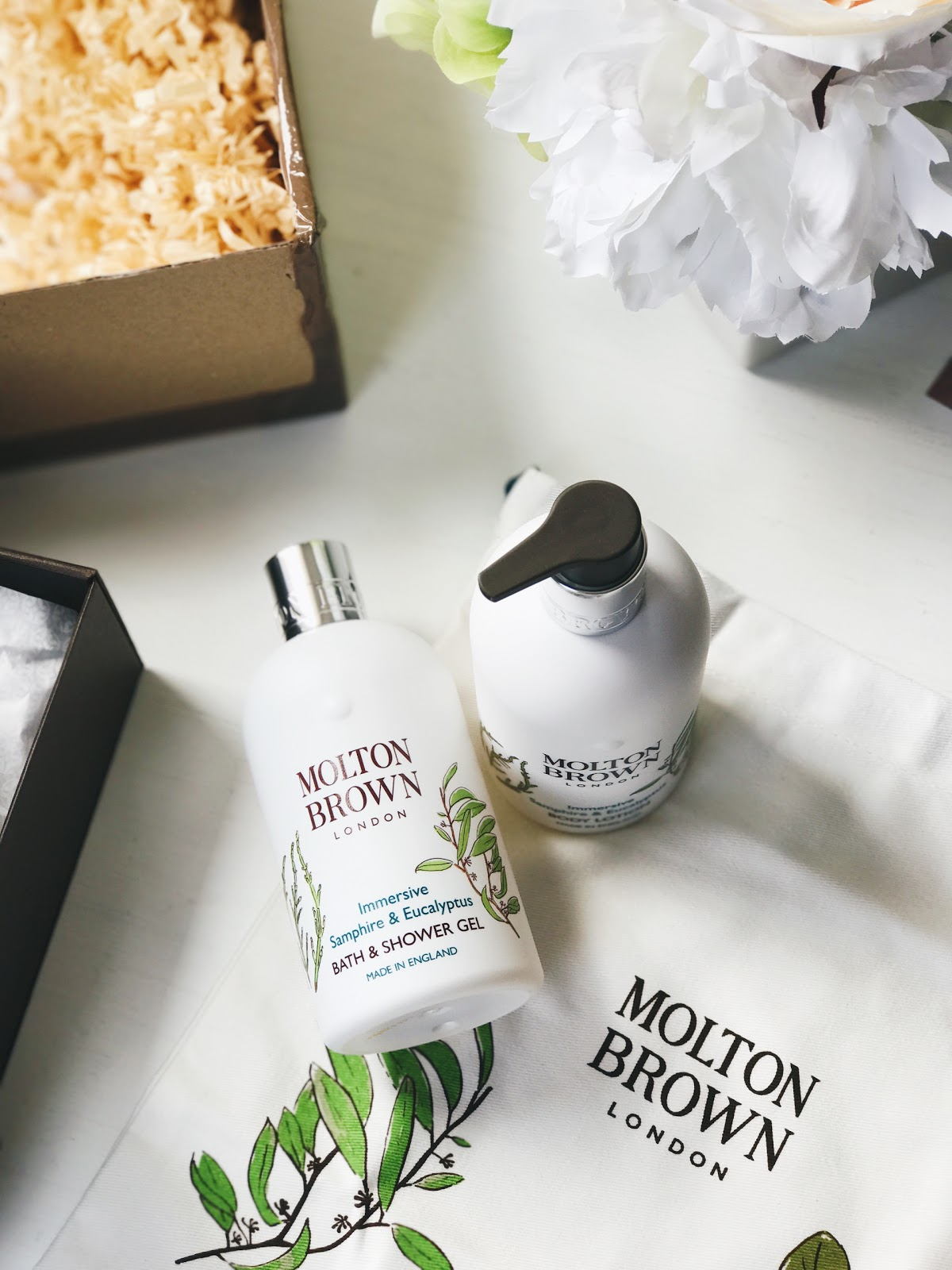 Molton Brown The Seabourn Collection
