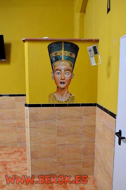 Graffiti Nefertiti