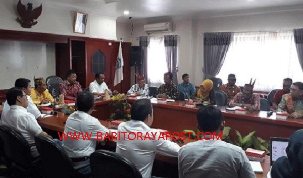 Bupati Mura Meminta Pelaksanaan CRS Oleh Perusahaan Harus Bersinergi Dengan Pembangunan Daerah