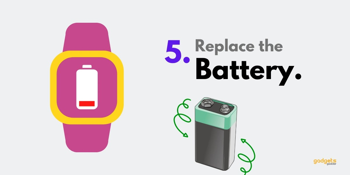 replace fitbit versa battery