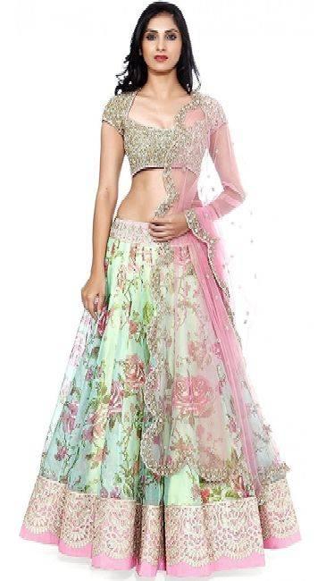 Bollywood Style Lehenga Cholis
