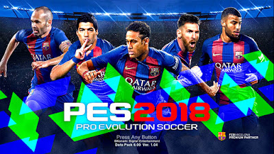 PES 2013 Next Season Patch 2017/2018