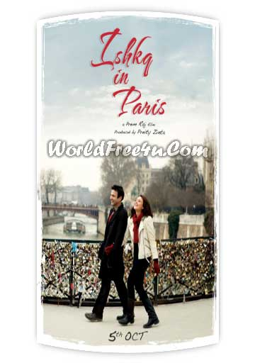Cover Of Ishkq in Paris (2012) Hindi Movie Mp3 Songs Free Download Listen Online At worldfree4u.com