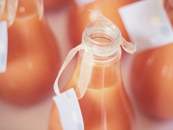 bouteille de jus