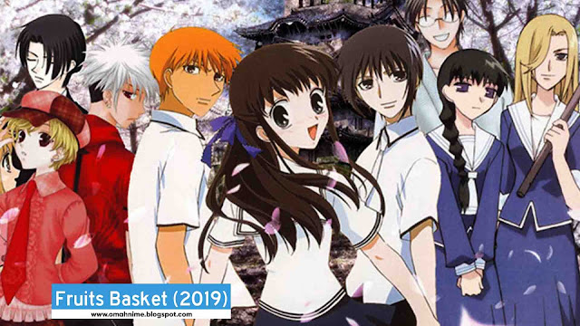 Fruits Basket 2019 Episode 12 Subtitle Indonesia