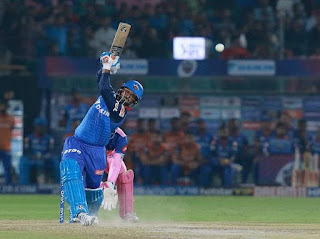 Ajinkya Rahane 105*   Rishabh Pant 78* - RR vs DC 40th Match IPL 2019 Highlights