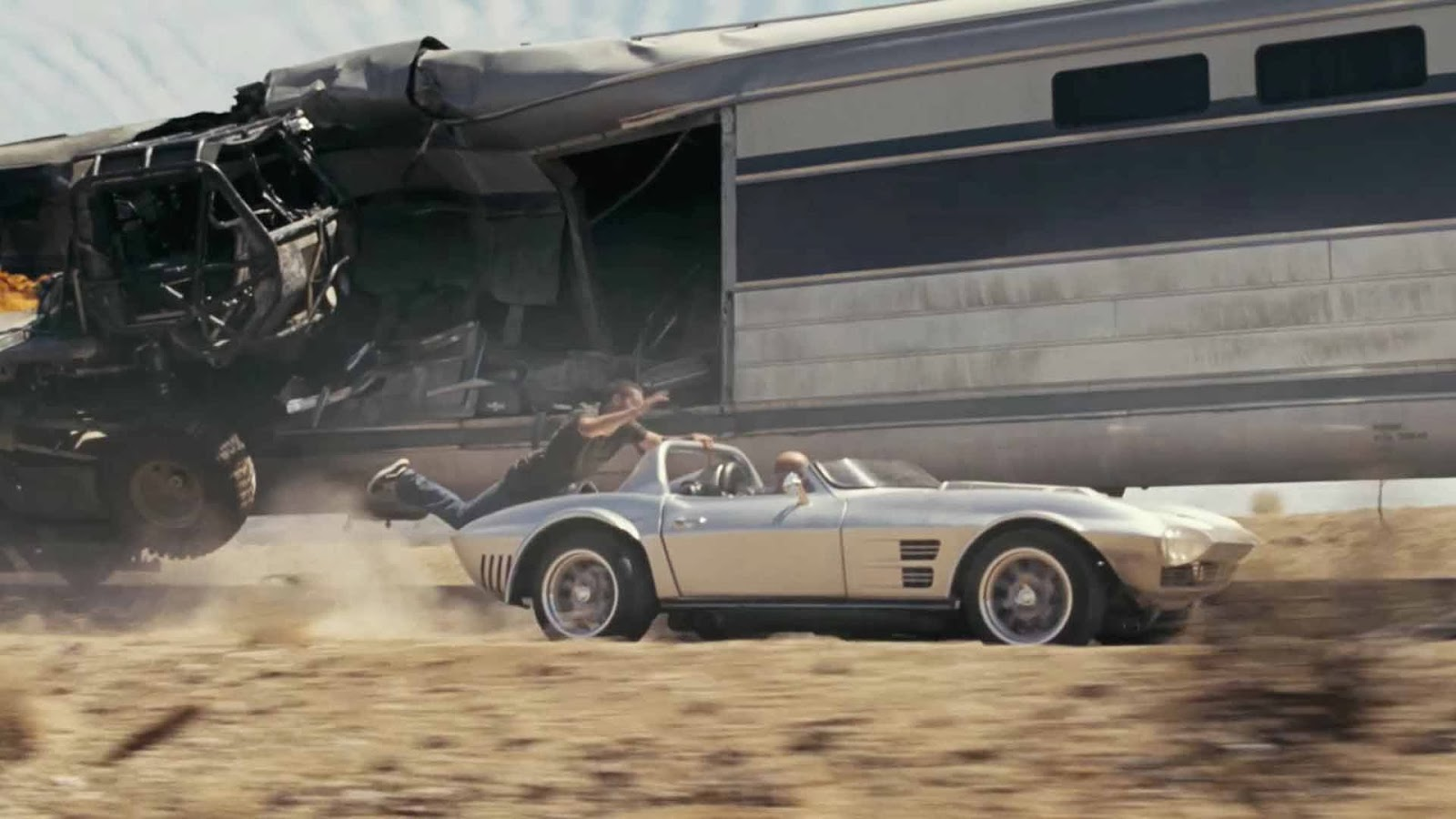HD Wallpapers: Fast Five Wallpapers
