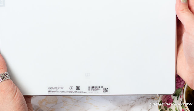 Lenovo Tab P10 — обзор планшета
