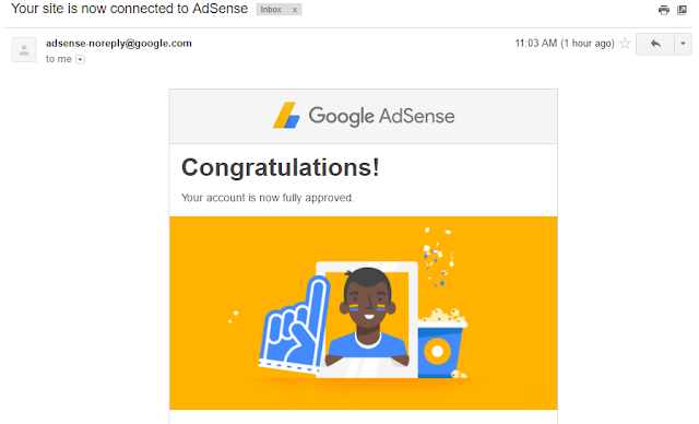 Quick AdSense Approval [Update] 2018
