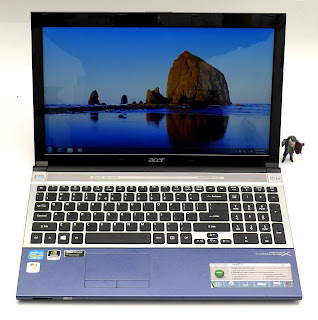 Laptop Gaming Acer 5830TG Core i5 Double VGA