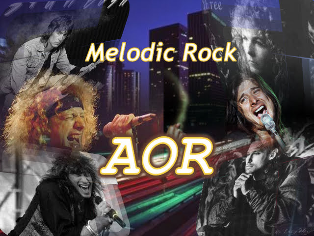 AOR and the Hard Rock music