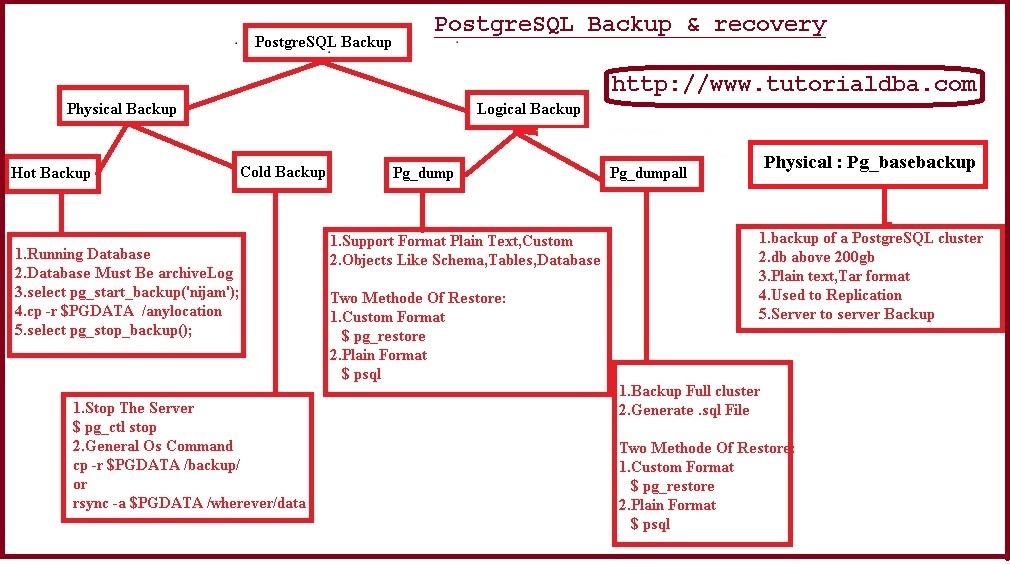 PostgreSQL Backup &
