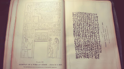 1800 Bible With Egyptian, Sumerian And Anunnakis Images? 7