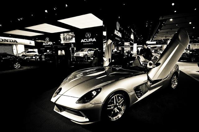 Adam's Amazing Book: Mercedes-Benz SLR McLaren Stirling Moss