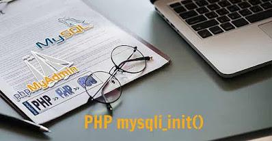 PHP mysqli_init() Function