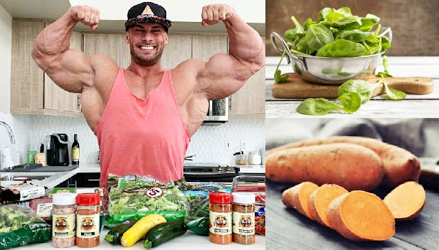 The 5 Amazing Vegetables To Build The Most Muscle and Strength