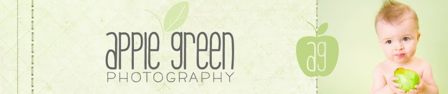 Apple Green Photography by Jenni